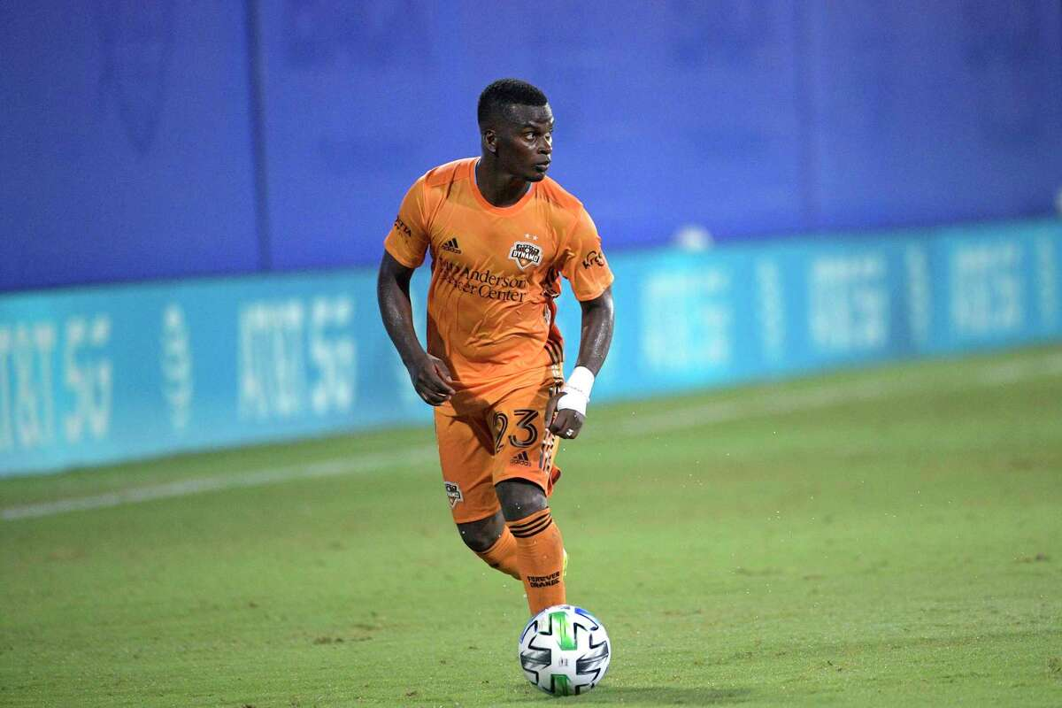 Forward Darwin Quintero, who missed the Dynamo's season opener against the L.A. Galaxy in February, will be in the lineup for Thursday's rematch.