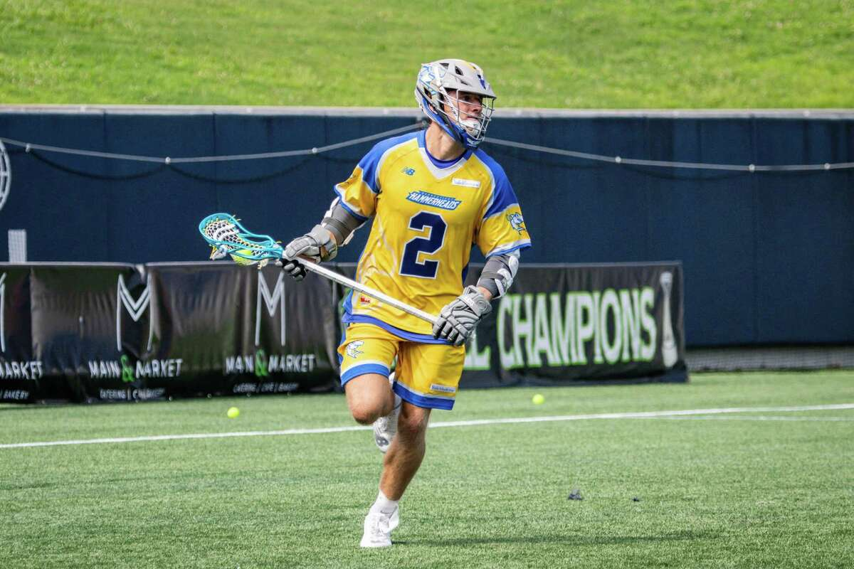 New Canaan's Michael Kraus had two goals and an assist in Connecticut Hammerheads win over New York Lizards
