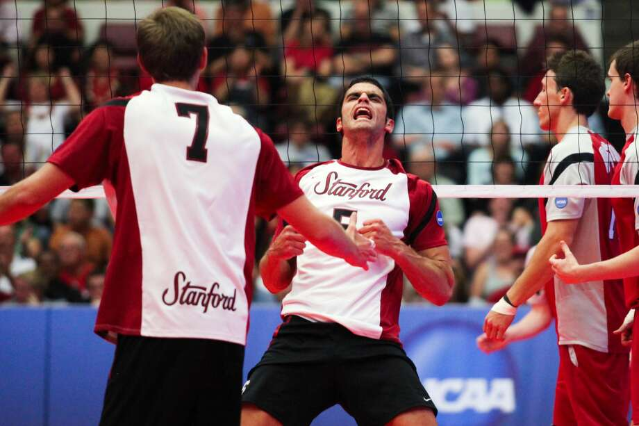 Garrett Werner was part of the national championship-winning 2010 Stanford Volleyball team. The program was recently cut due to budgetary concerns. Photo: Mike Rasay, Courtesy Of Mike Rasay/StanfordPhotos.com / Rasay Photo and Design