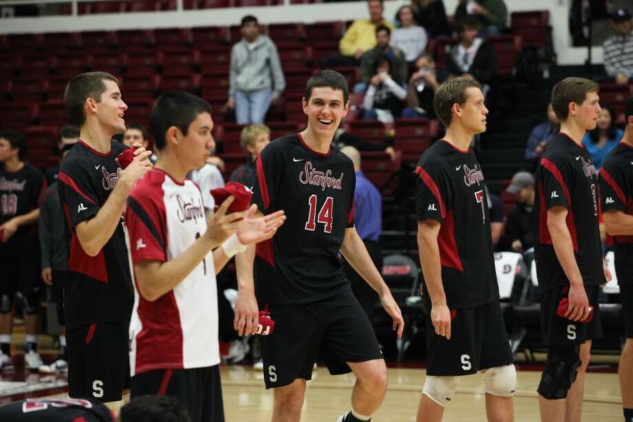 Garrett Werner was part of the national championship-winning 2010 Stanford Volleyball team. The program was recently cut due to budgetary concerns. Photo: Courtesy Of Mike Rasay / Rasay Photo and Design