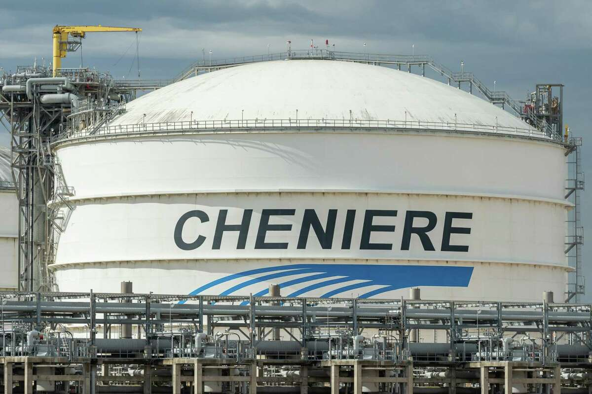 Liquefied natural gas company Cheniere Energy in Houston-based.