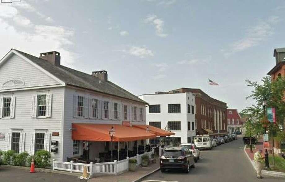 Church Lane in Westport Photo: Google Image