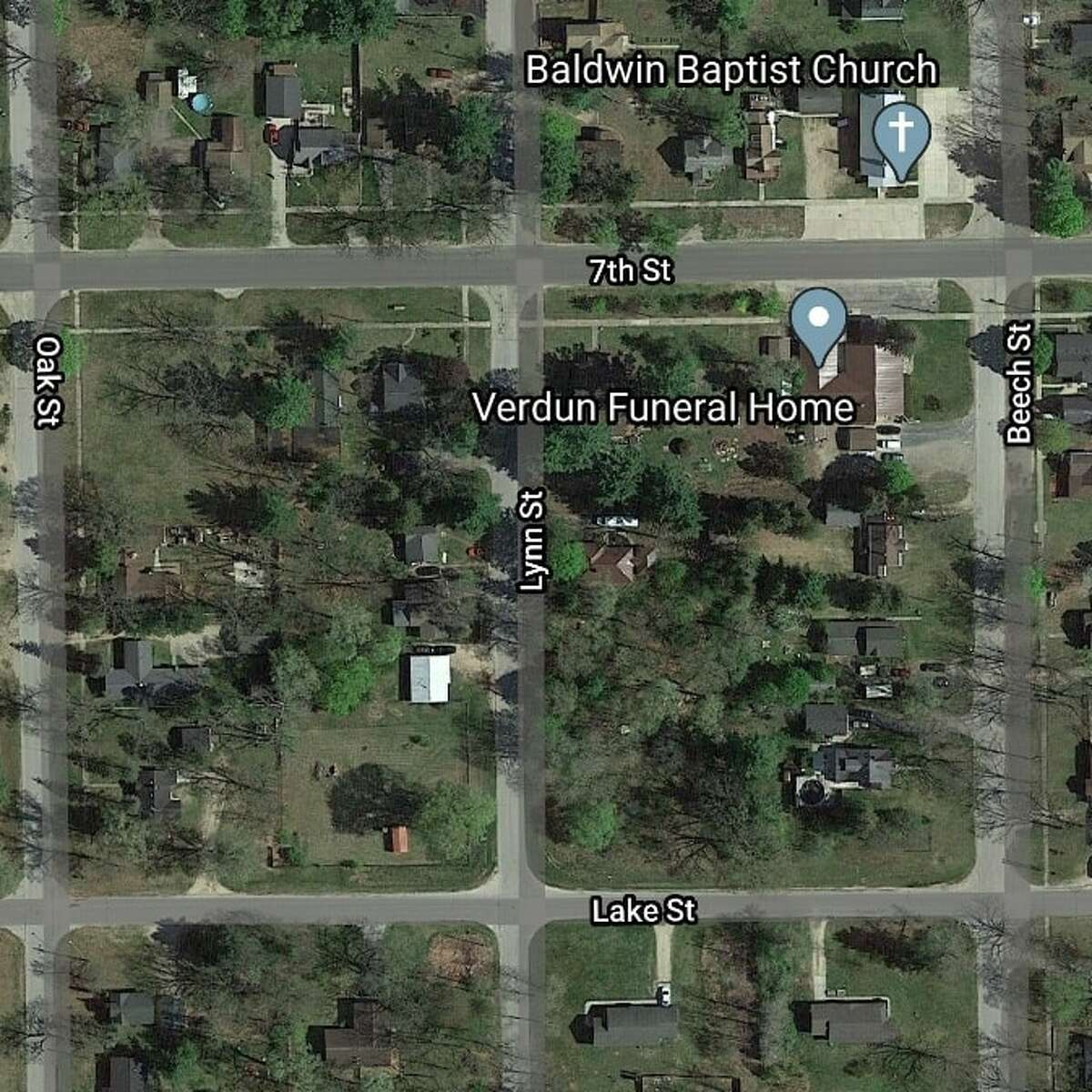 Four men are facing multiple charges for assault and lying to police after firing shots during an argument in Baldwin.