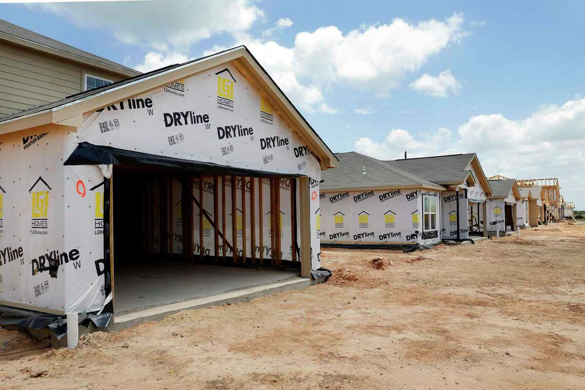 New homes in the Houston market sold for 97.8 percent of their list price, according to HomesUSA.com.