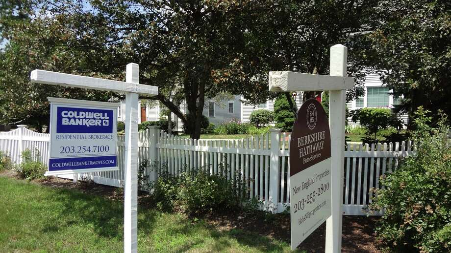 Homes listed for sale in Fairfield County Photo: File Photo / Stamford Advocate
