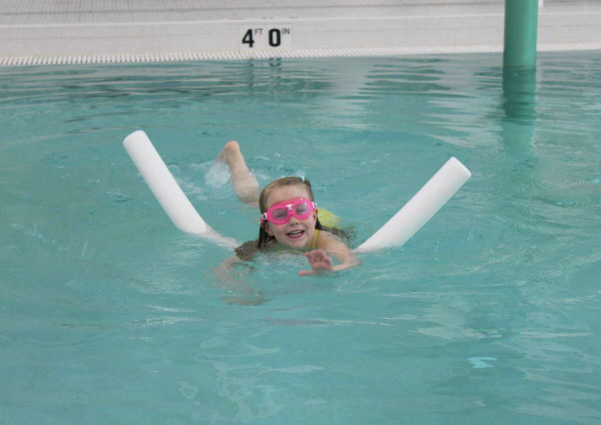 The New Canaan YMCA swimming pools reopen Monday, but with new limits on use and without group classes due to the COVID-19 pandemic.