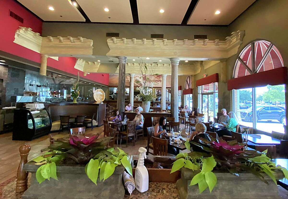 Aldino at The Vineyard is an Italian restaurant off Blanco Road on Loop 1604.
