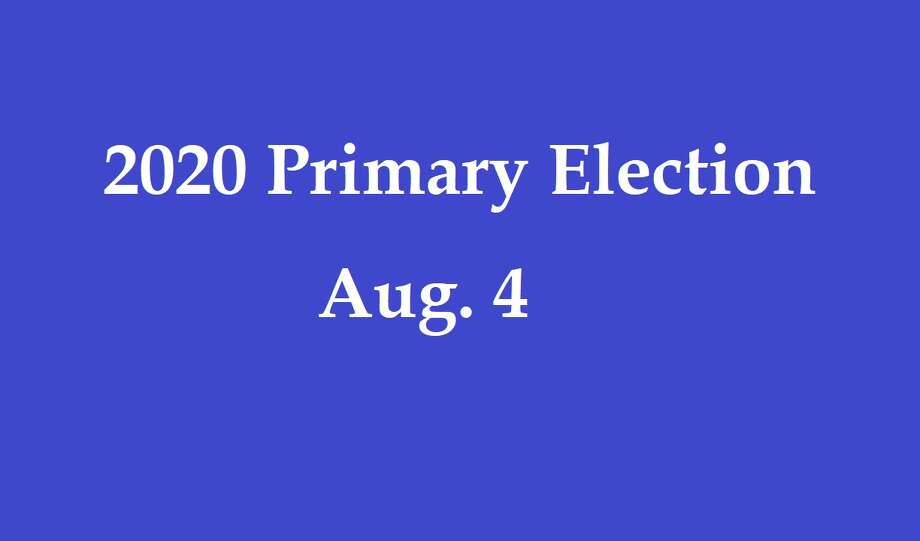 The primary election will be held on Aug. 4. Photo: File Photo