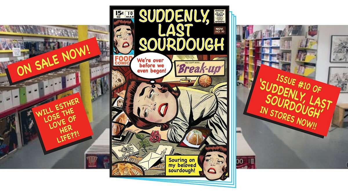 The sourdough break-up