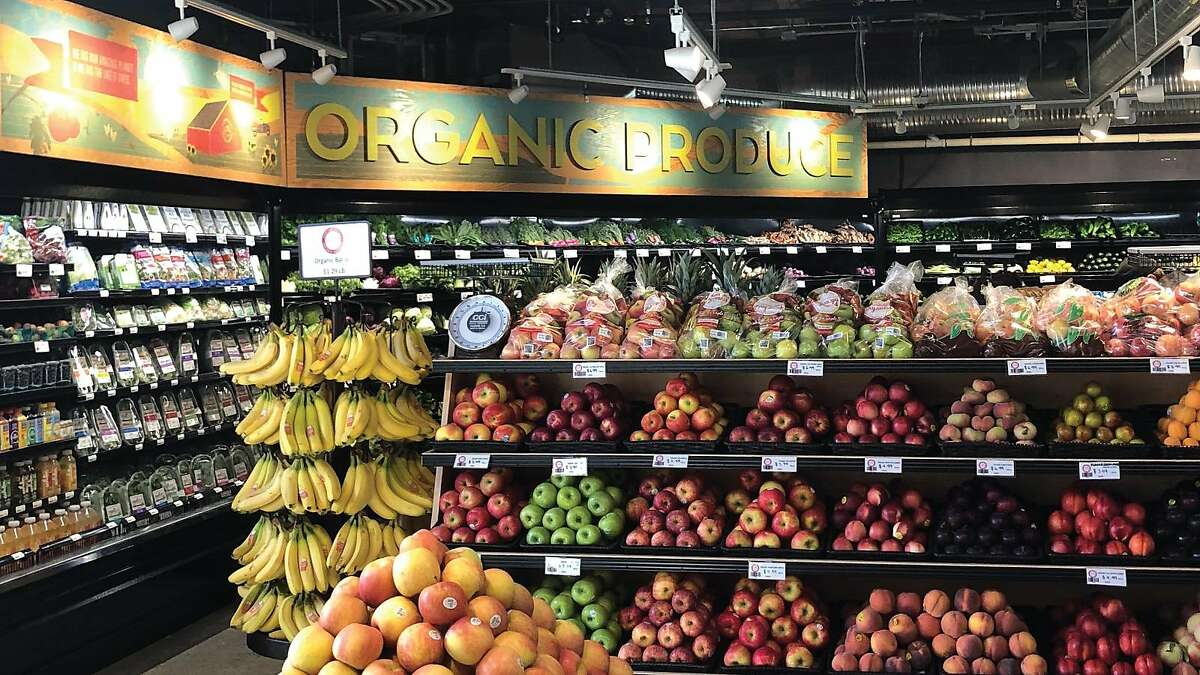 Castro Valley Natural Grocery is the anchor tenant at Castro Valley Marketplace, the East Bay's new 39,000-square-foot food hall.