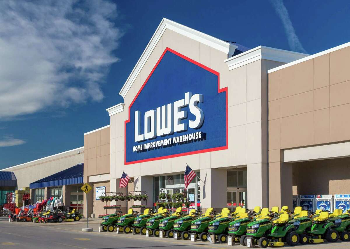 #51. Lowe's - Positive opinion: 74% - Negative opinion: 4% - Neutral opinion: 20% - Have heard of brand: 98% With more than 2,200 stores in Canada and the United States, Lowe's did more than $72 billion in sales last year. It started as a hardware store in North Carolina in 1921, selling an array of goods including sewing supplies, horse tack, and groceries. The company began to focus on the home improvement business following World War II. You may also like: Colleges with the best student life in every state