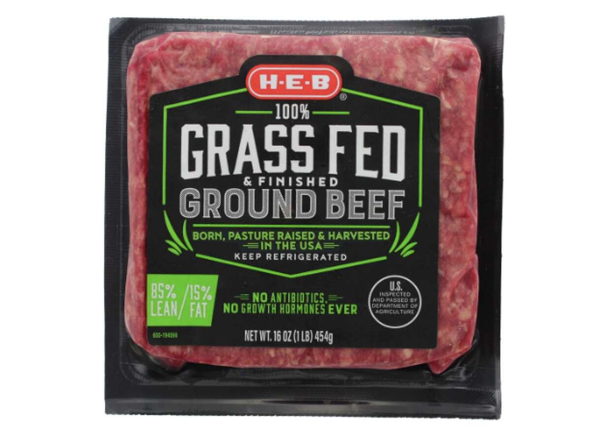 H?'E?'B Grass Fed Ground Beef 85 percent Lean:$6.17 Product description: