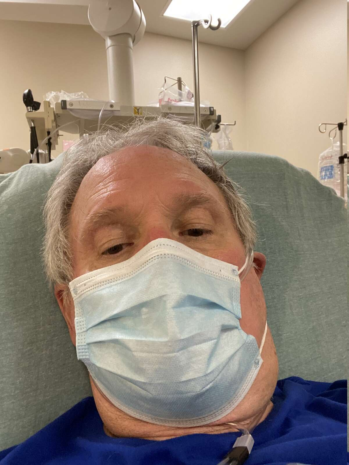 Houstonian Danny Davis survived three battles with cancer only to face a relentless attack from the novel coronavirus in early July.