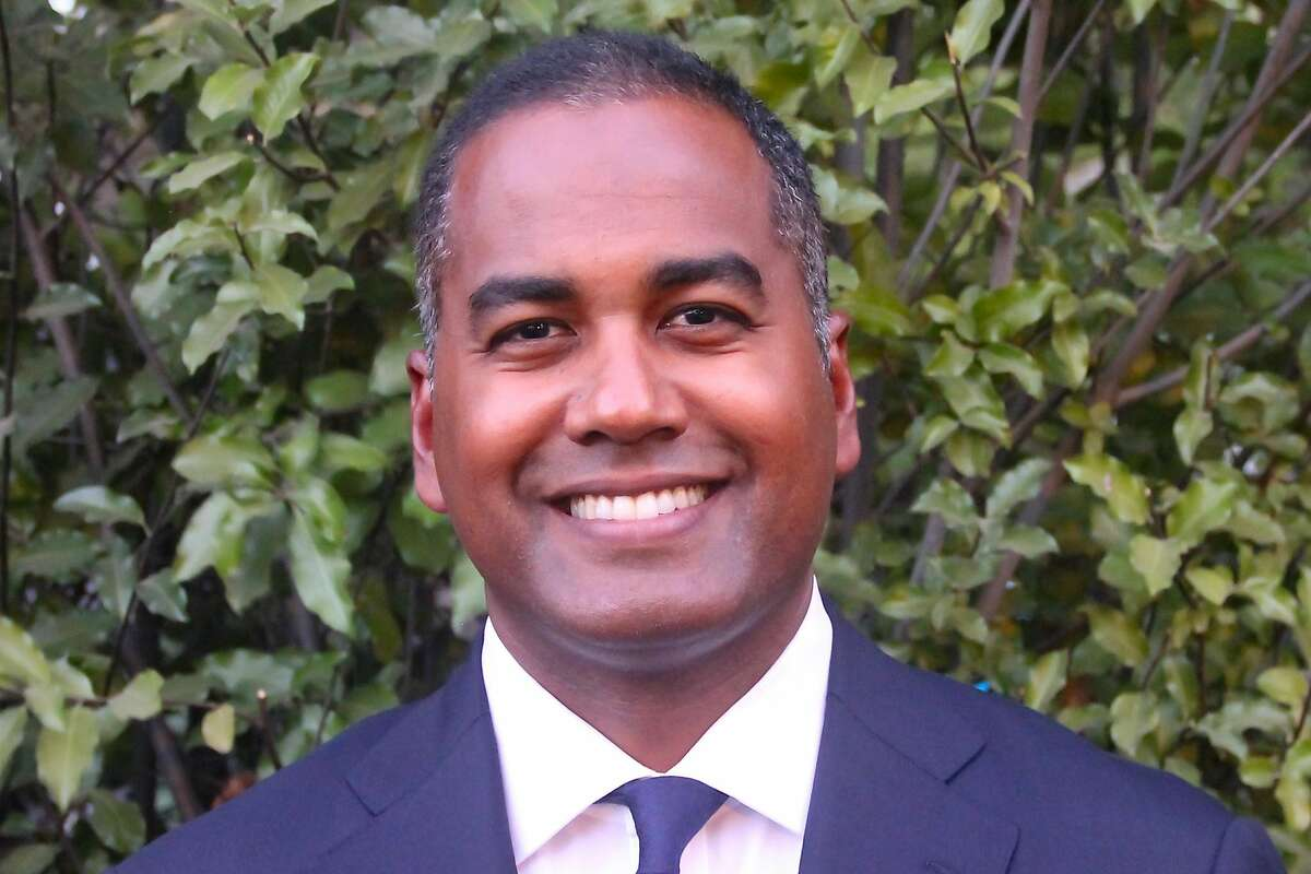 Ahmad Thomas has been named CEO of the Silicon Valley Leadership Group.