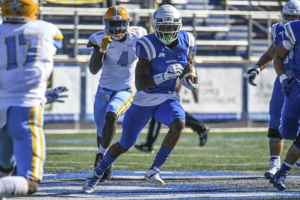 Middletown's Tyshaun James is back Central Connecticut State.