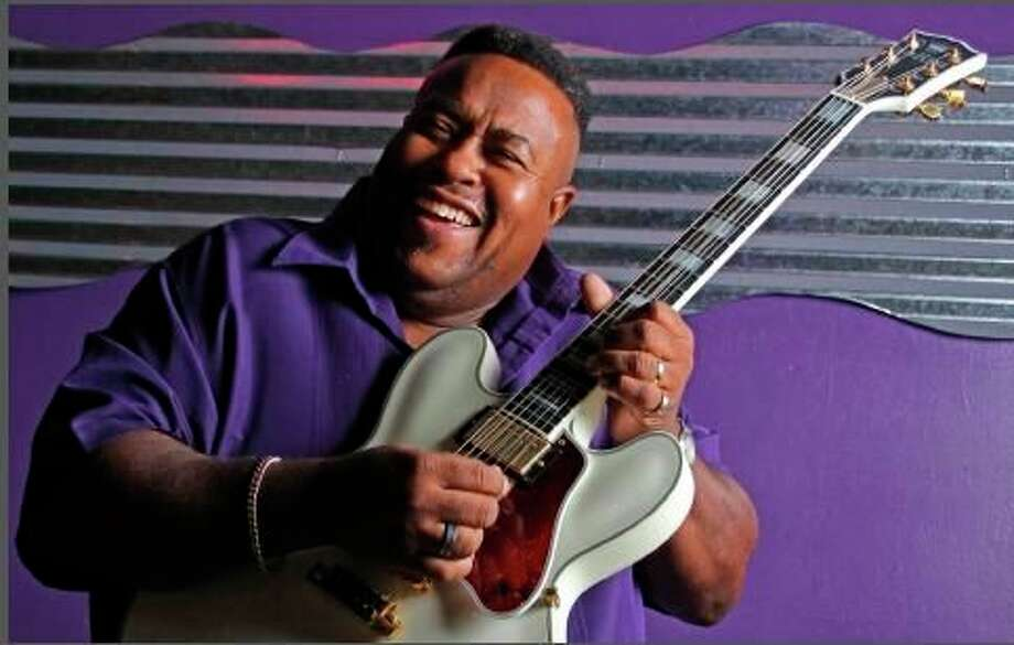 Friday, July 24: Faith United Methodist Church, 209 E. Jefferson Street in Coleman, at the corner of Fifth Street and Jefferson, will host mid-Michigan's own award-winning blues guitarist Larry McCray in a concert to raise funds for help victims of the Sanford and Wixom lakes flooding. (Photo provided)