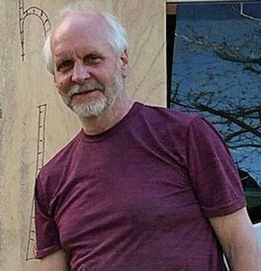 David Marquard , 64, of Torrington, was last seen on Monday morning on July 20, 2020, before going to work as a carpenter. Marquard operates a white 2013 Ford Econoline E250 van with a white roof rack that bears a Connecticut license plate of 8CT-281. Photo: Torrington Police Department Photo