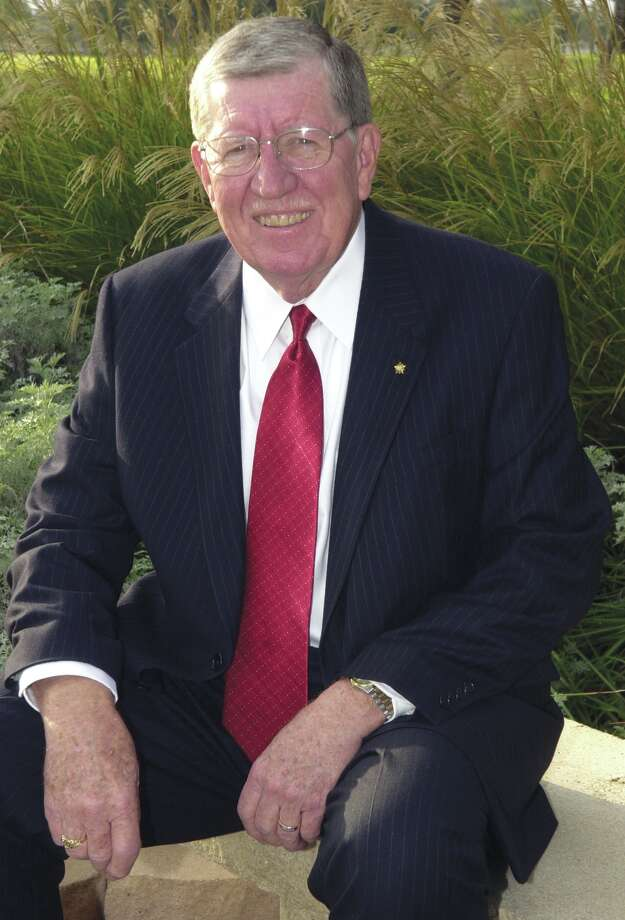Former Midland College president, David E. Daniel, died Thursday in Midland after an extended illness. He was 83. Photo: Courtesy Photo