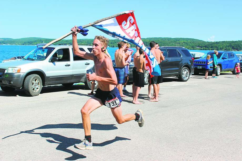 Race organizers feel confident that they can provide a safe and fun experience for runners competing in the 40th Crystal Lake Team Marathon on Aug. 8. Photo: Robert Myers