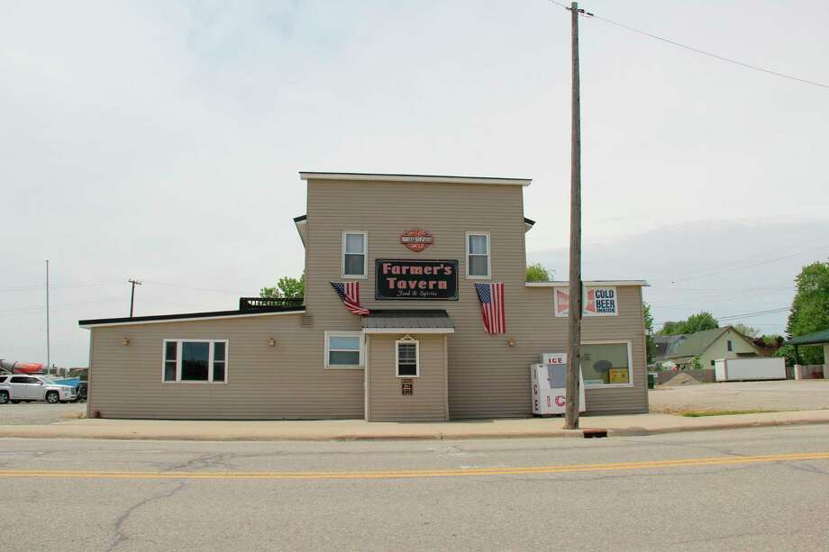 The Farmer's Tavern in Ruth. The place is one of four dining establishments in Huron County that had coronavirus-positive customers on the night on July 11 (Tribune File Photo)
