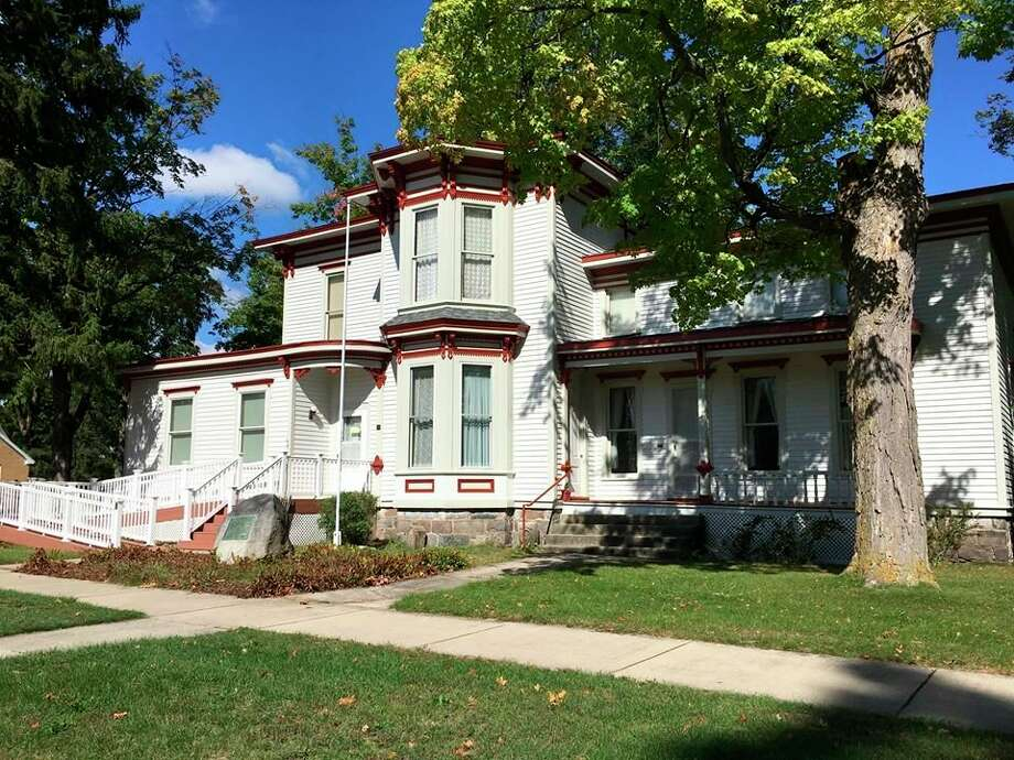 Located at 129 S. Stewart,the Mecosta County Historical Museumhouses a great deal of information about Big Rapids and the surrounding areas including exhibits dedicated to the military, a replica of a general store circa 1900, and more. (Courtesy photo)