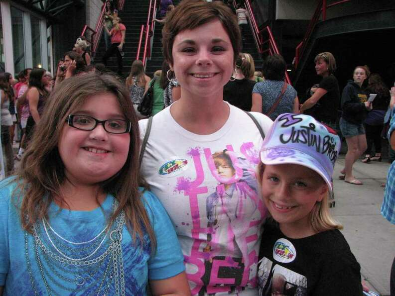 Were you seen at Justin Bieber at the Times Union Center?