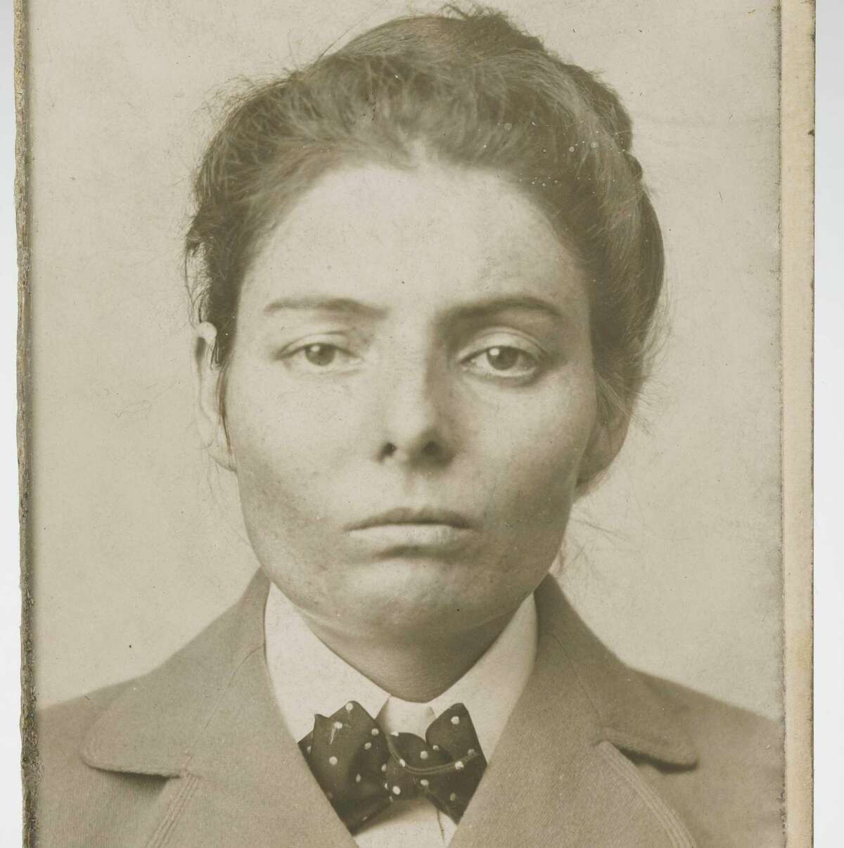 Laura Bullion, who could pass for a boy during train robberies, lived a life of crime for about a decade. She spent nearly four years in prison.