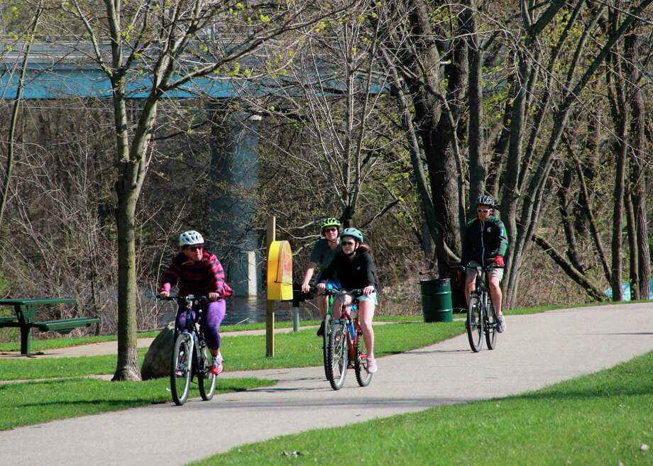 According to Neighborhood Services Director Paula Priebe, the idea for new bicycle options stems from the RRC process, but the city has stated in the past that they'd like to become more bicycle-friendly for their residents. (Pioneer file photo)