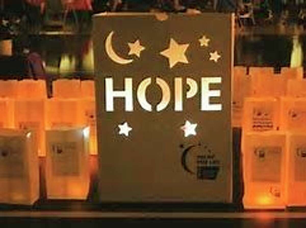 During this virtual event will be a luminary ceremony. According to a news release, the luminary ceremony is where survivors are honored as well as those who have lost their battle to cancer.(Courtesy photo)