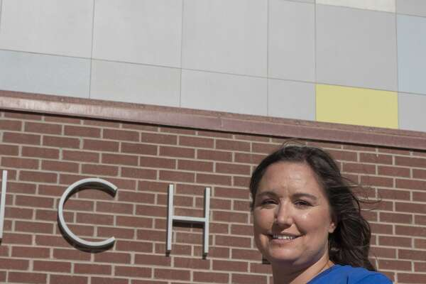 Makynsi Eystad, nnurse at Bunche Elementary, nominated for Educator Honor Roll. 07/24/2020 Tim Fischer/Reporter-Telegram