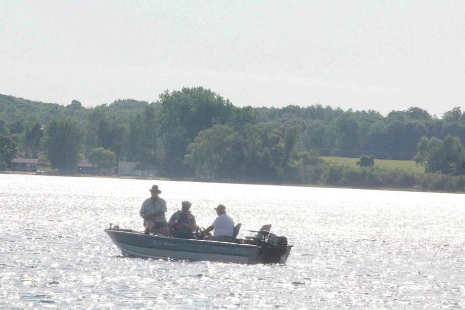 Anglers are hoping fishing picks up this weekend. (News Advocate file photo)