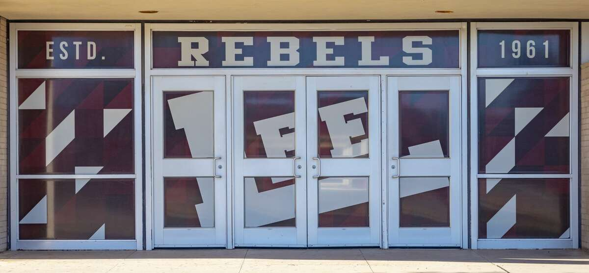 Robert E. Lee High School. 07/24/2020 Tim Fischer/Reporter-Telegram