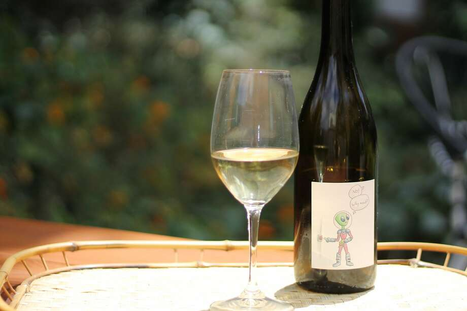 Et Alia Picpoul Blanc El Dorado Sierra Foothills 2019 ($26, 12.1%) Photo: Esther Mobley / The Chronicle