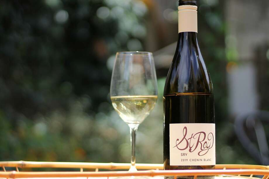 St. Rey 'SRV' Chenin Blanc Sutter Ranch Vineyard Clarksburg 2019 ($15, 12.36%) Photo: Esther Mobley / The Chronicle