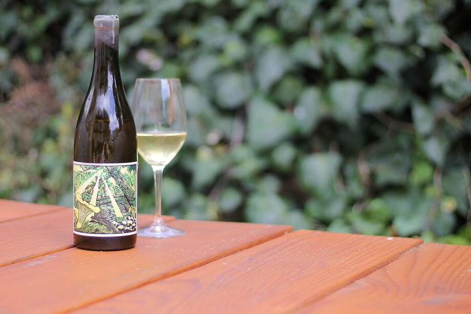 Florèz 'Moonmilk' Chardonnay Santa Cruz Mountains 2018 ($40, 11.8%) Photo: Esther Mobley / The Chronicle