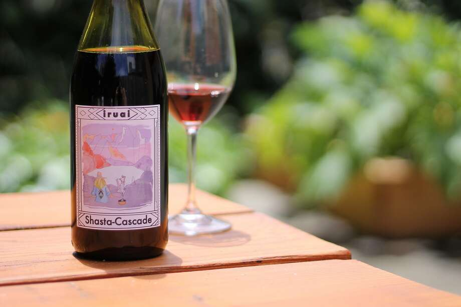 Iruai 'Shasta-Cascade' Red Wine ($28, 12.5%) Photo: Esther Mobley / The Chronicle