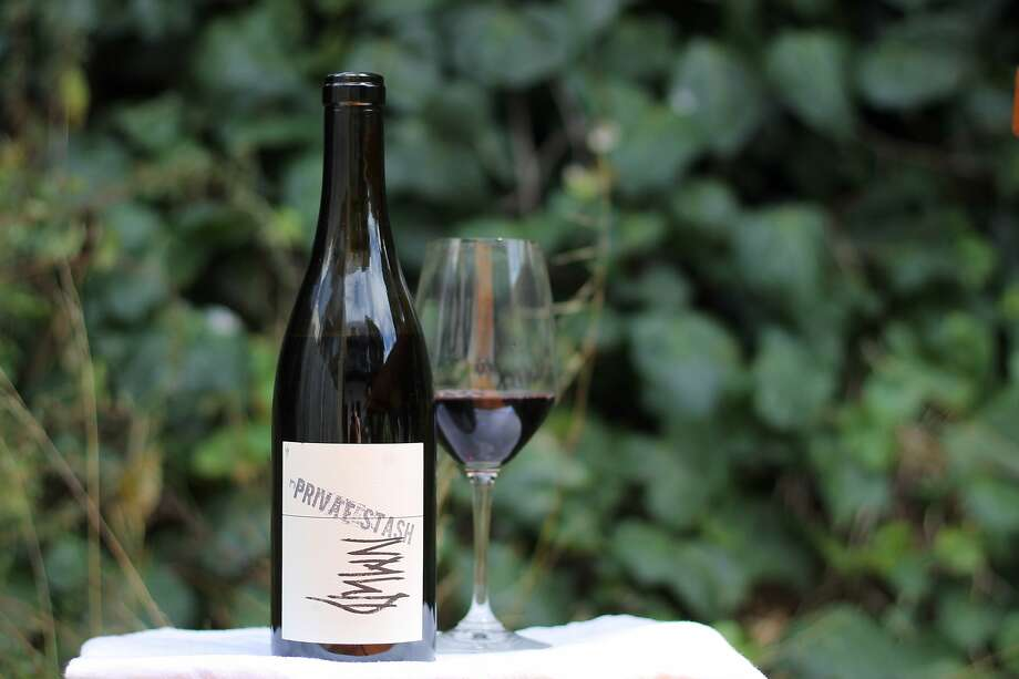 Absentee NMWD 'Private Stash' California Red Wine 2018 ($30, 14.5%) Photo: Esther Mobley / The Chronicle