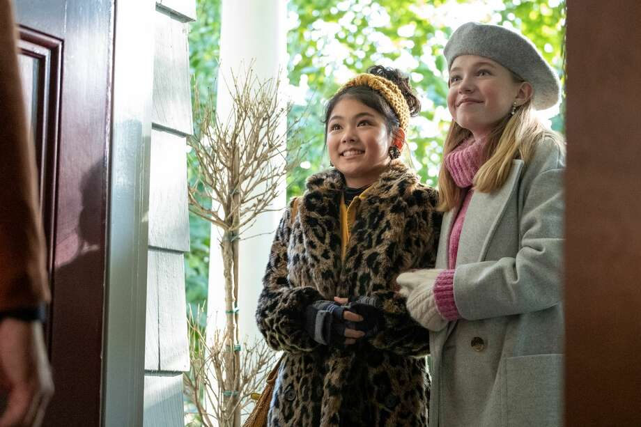 "Season one of ""The Baby-Sitters Club"" is now showing on Netflix. Photo: KAILEY SCHWERMAN/NETFLIX /"