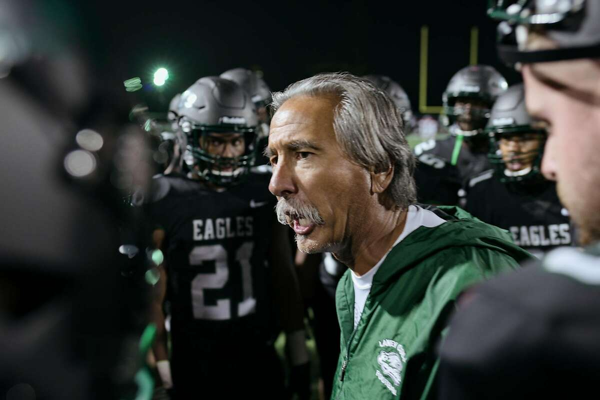 John Beam has been the head football coach at Laney College in Oakland since 2012. His team is featured in the fifth season of the Netflix series