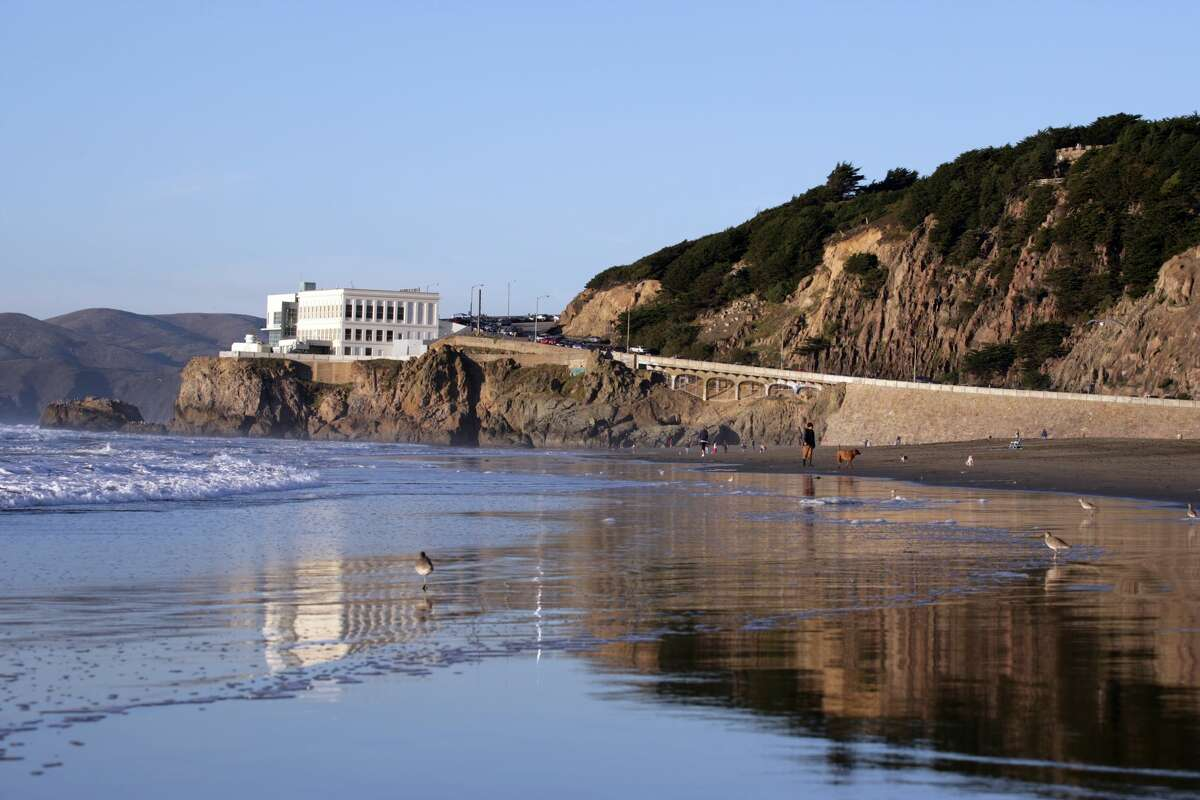 The Cliff House today