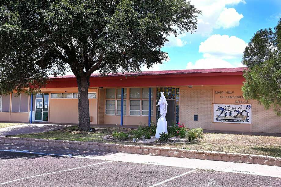 Mary Help of Christians Catholic School. Photo: Cuate Santos / Laredo Morning Times / Laredo Morning Times