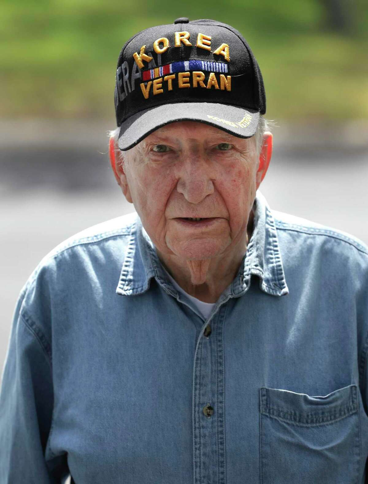 Charles Shuemate, 87, fought during the early part of the Korean War, which was halted 67 years ago today.