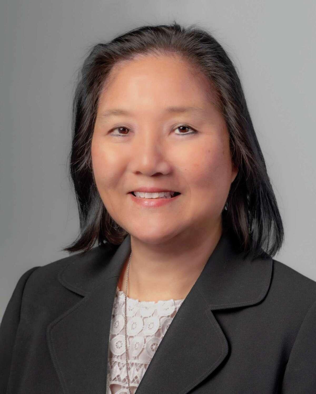 Eliza Paul P.E., District Engineer for TxDOT'sHouston District Transportation program
