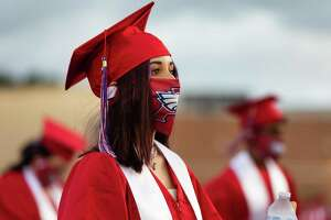 Atascocita High School graduated at Turner Stadium on July 24 as the next to last ceremony in Humble ISD. Speeches from student leaders included themes of resilience.