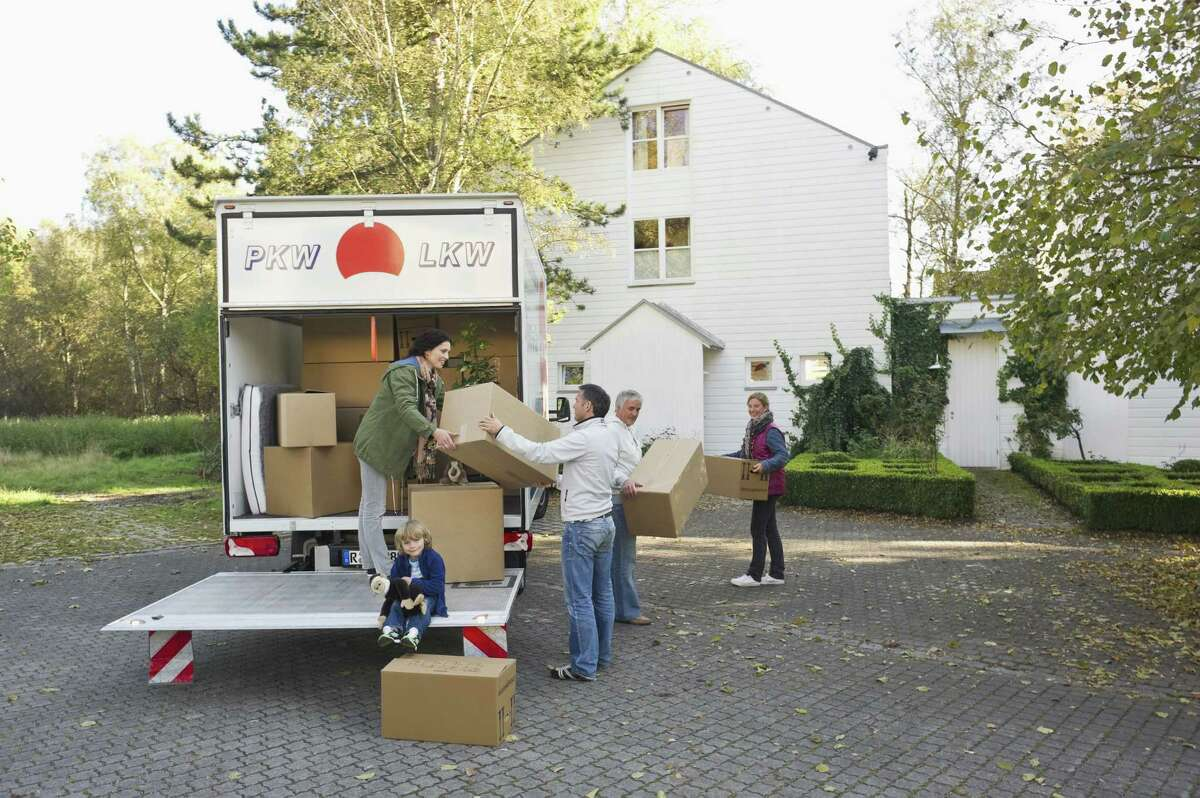 There are certainly precautions you could take if you're hiring a moving company to help get you from one place to another. (Getty Images)
