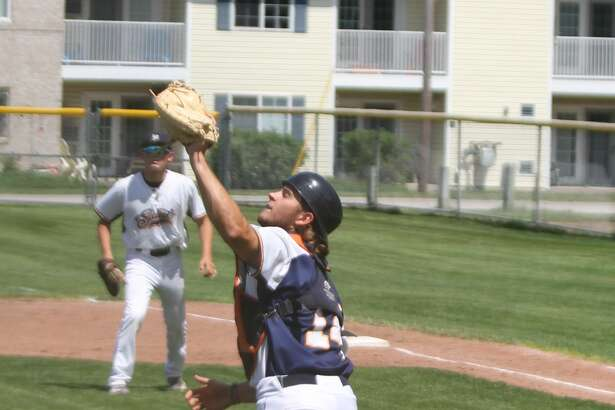 The Manistee Saints kicked off a four-game series with a home doubleheader against the Midland Tribe on Saturday.