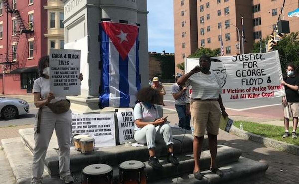 Cessie Alfonso talks of her experience as an Afro-Cuban-Puerto Rican born in the U.S.