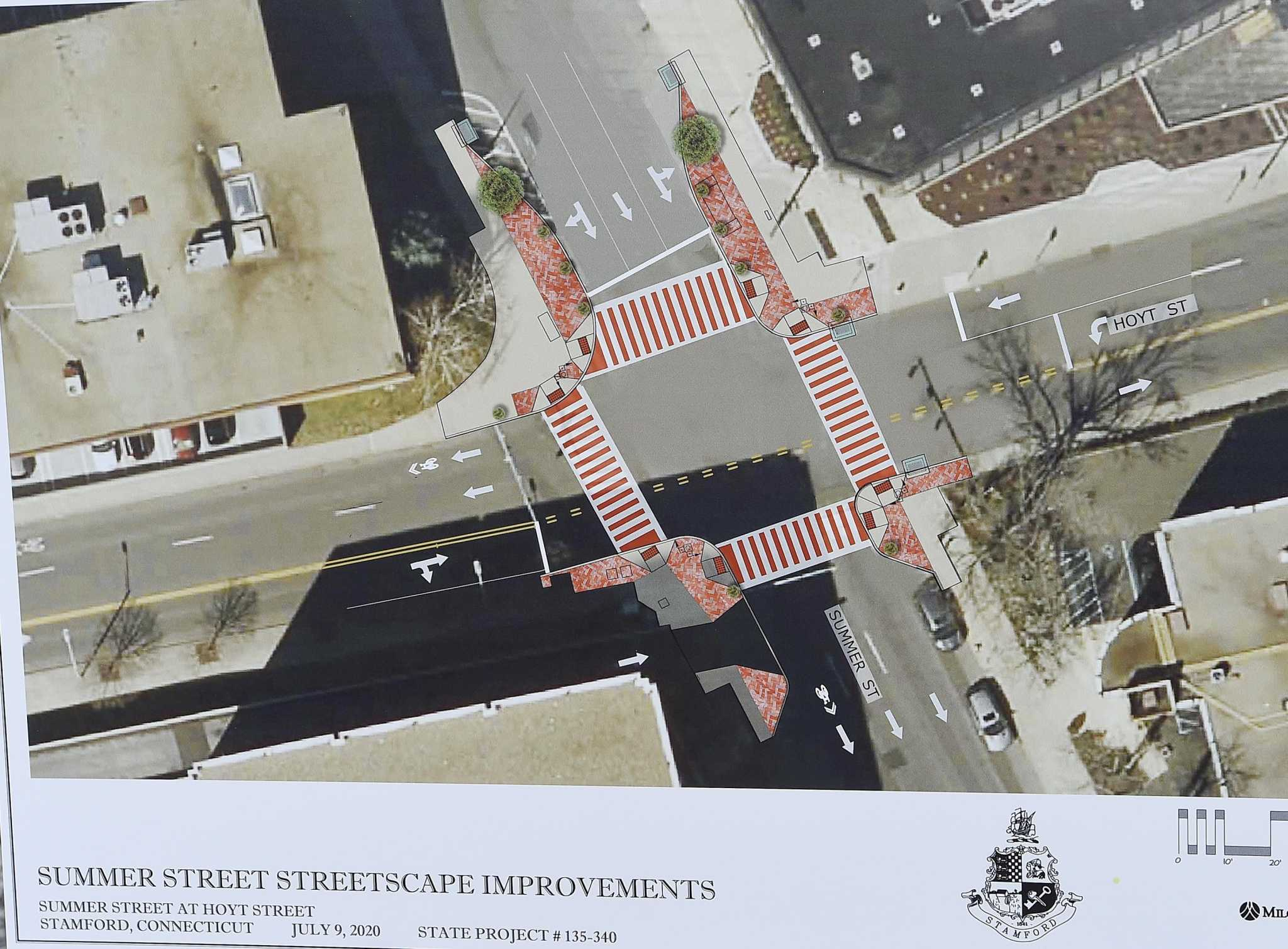 Jack Cavanaugh: Should Summer and Bedford streets become 2-way streets again in downtown Stamford?