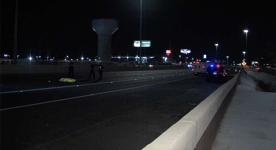 According to SAPD, a man was fatally struck by a vehicle Saturday night on the West Side. Photo: 21 Pro Video