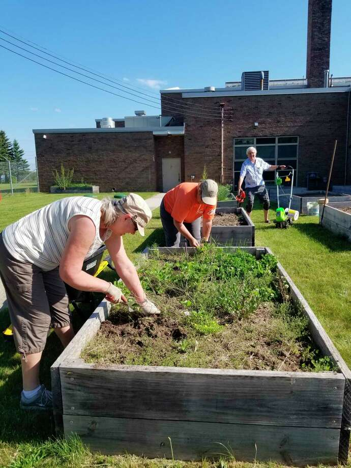 The Armory plans to have scheduled classes such as yoga, art, safe sitter, self-defense, Tae Kwon Do and garden club projects such as raised bed gardening (pictured) and mason bee houses. (Courtesy photo)